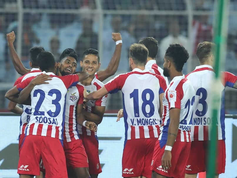 ISL: ATK Register 2-0 Win Over FC Goa In Top-Of-Table Clash