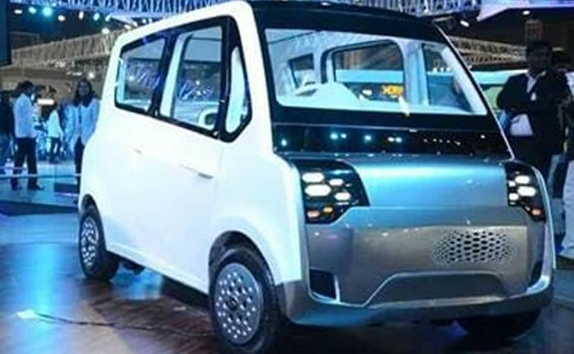 The Mahindra Atom was expected to go on sale in the third-quarter of this year.