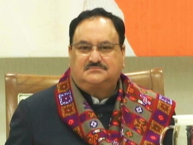 Video: JP Nadda Likely To Take Over As BJP Chief & Other Top Stories