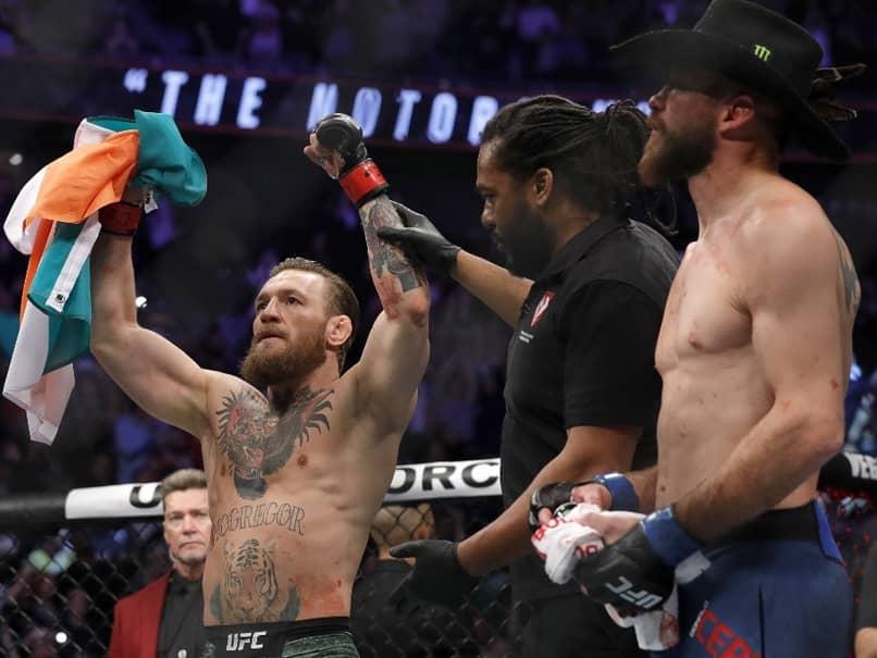 UFC 246: Conor McGregor Marks His Return With 40-Second Demolition Of Donald Cerrone