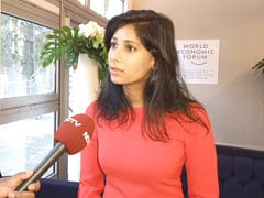 """India Slowdown Will Push Down Global Growth"": IMF's Gita Gopinath To NDTV"
