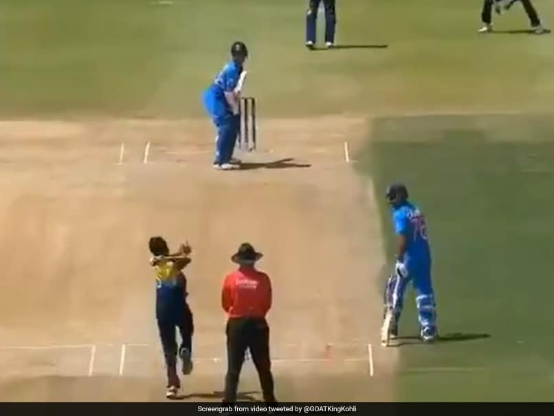 Under-19 World Cup: Speed Gun Clocks Sri Lanka Pacer Bowling Fastest Ball Ever To Young India Star. Watch Video