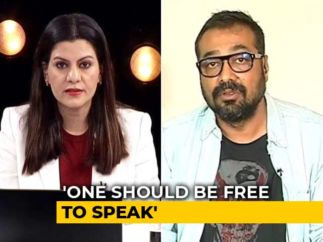 Video: 'Anything But Publicity Stunt': Anurag Kashyap On Deepika Padukone, JNU