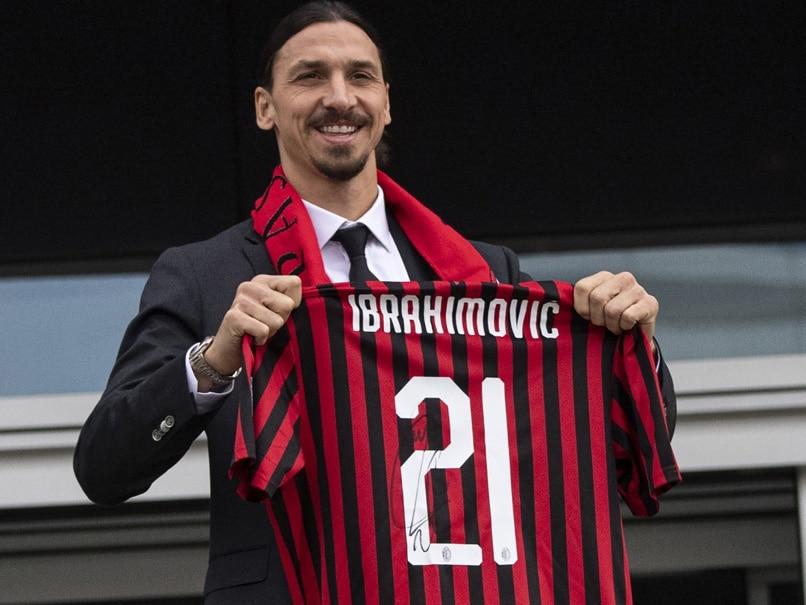Zlatan Ibrahimovic Vows To Kick-Start AC Milan As Antonio Contes Inter Milan Seek Rare Win At Napoli