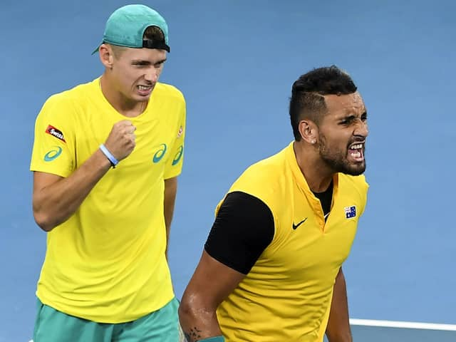 ATP Cup: Australia Beat Britain 2-1, Russia Sweep Past Argentina To Enter Semi-Finals