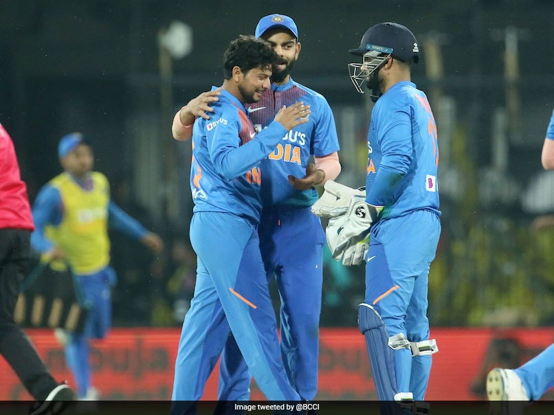 New Zealand vs India: India Fielding Coach Defends Kuldeep Yadav After Poor Show In 1st ODI