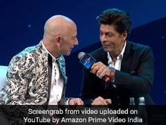 What Jeff Bezos Is Superstitious About, As Told To Shah Rukh Khan
