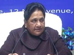 Mayawati Wants Top Court-Supervised Probe Into Delhi Violence