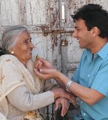 शेफ विकास खन्ना ने इंस्टाग्राम पर शेयर किया 'बीजी' को लिखा 20 साल पुराना खत, बयां करता है संघर्ष की कहानी