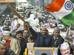 Arvind Kejriwal Delayed By Roadshow, Fails To File Poll Nomination