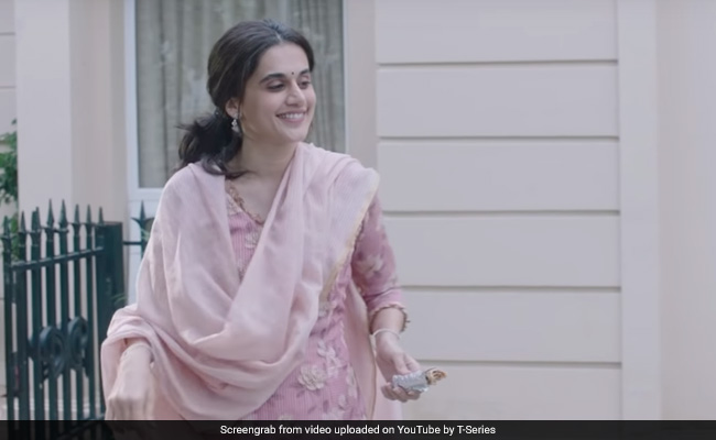 Thappad Trailer: How 'Just A Slap' Changed Taapsee Pannu's Life