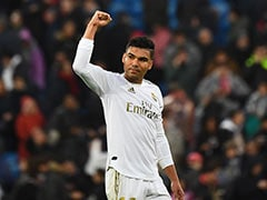 Real Madrid vs Sevilla: Casemiro
