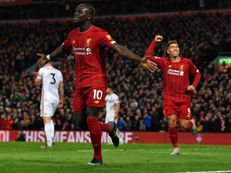 Premier League: Liverpool Sink Sheffield United To Make It A Year Unbeaten