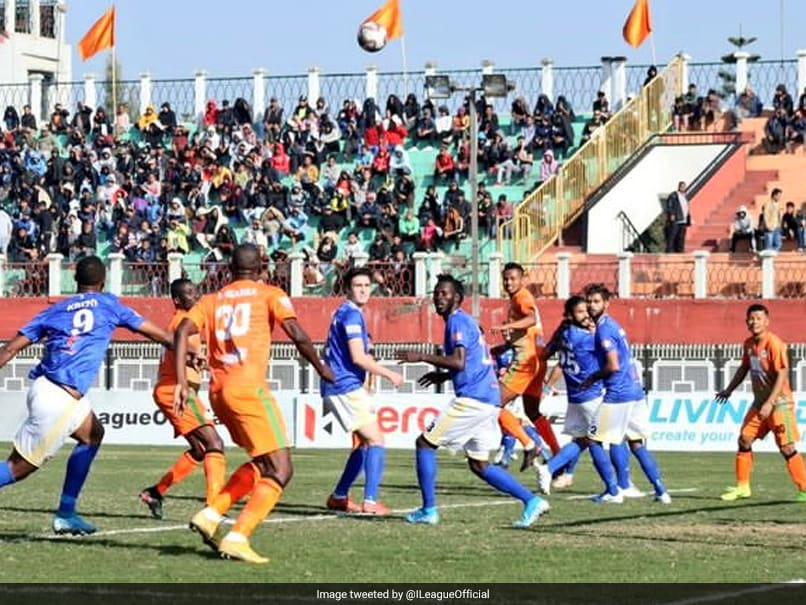 I-League: Neroca Register Narrow 1-0 Win Over Real Kashmir
