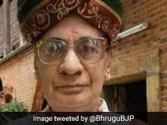 Former MP Gopinath Deo Dies At 76 In Odisha After Illness