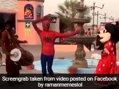 TikTok Viral Video: स्पाइडरमैन ने ढोल पर लगाए जबरदस्त ठुमके, लोग बोले- 'पाकिस्तान में कैसे जिंदगी जी रहा है...'