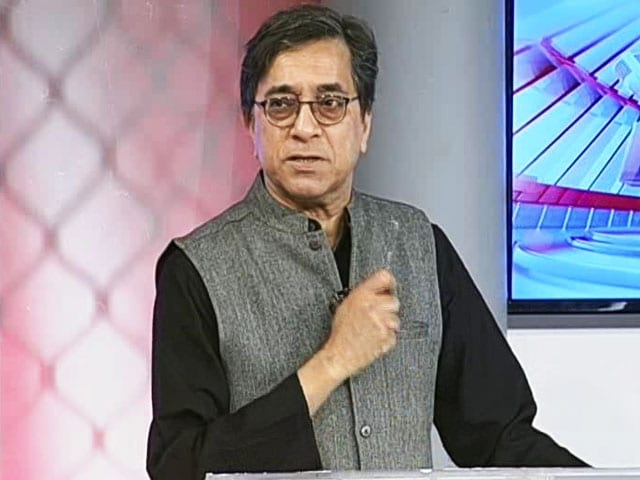 Video : Only Supreme Court Can Decide If Unconstitutional Or Not: Prof Ashutosh Varshney