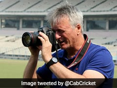 Ranji Trophy: Bengal vs Delhi Match Gets Special Visitor In Steve Waugh