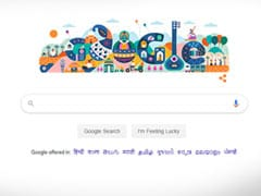Google Doodle Shows India's Diverse Culture To Mark 71st Republic Day
