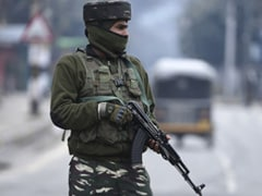3 Terrorists Shot Dead In Encounter In Jammu And Kashmir's Pulwama