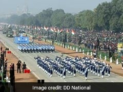 Delhi Police Steps Up Security, Intensifies Patrolling Ahead Of Republic Day