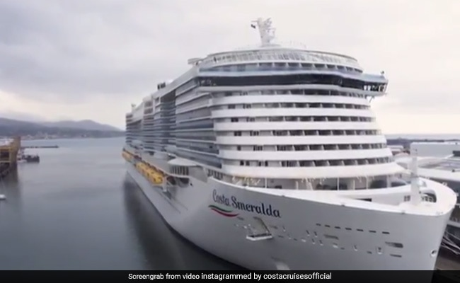 6,000 Passengers Stuck On Italian Cruise Ship Amid Virus Scare Allowed To Leave