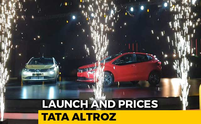 Video : Tata Altroz: Launch And Prices