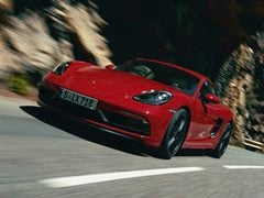 2020 Porsche 718 Cayman GTS 4.0 And Boxster GTS 4.0 Unveiled