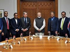 PM Meets Mukesh Ambani, Ratan Tata, Others Over Plan To Revive Economy