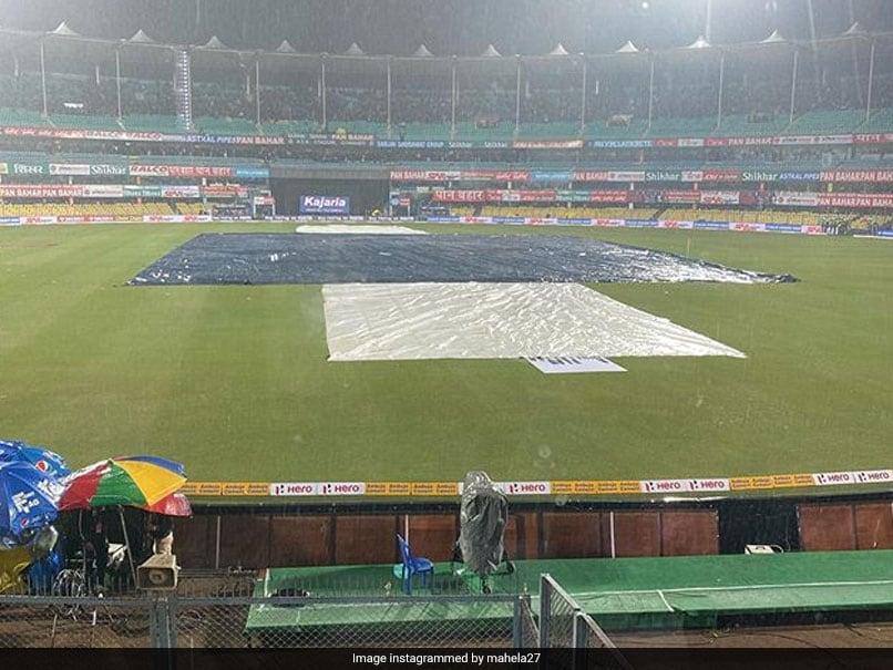 India vs Sri Lanka 1st T20I: बारिश की भेंट चढ़ गया भारत-श्रीलंका पहला टी20 मुकाबला, मैच रद्द