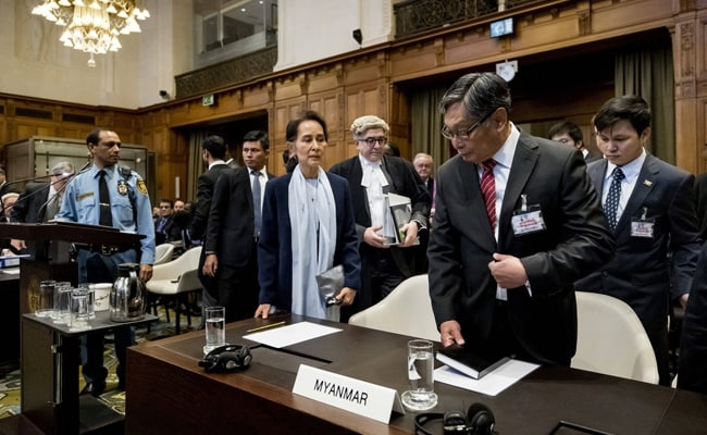 Myanmar Military Declares 1-Year Emergency, Suu Kyi Detained: Reports