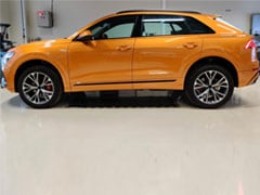 Audi Q8 Spotted Ahead Of India Launch
