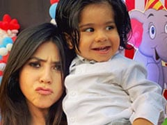 Ekta Kapoor Compares Son Ravie's Look To Radhe From Salman's 'Tere Naam'