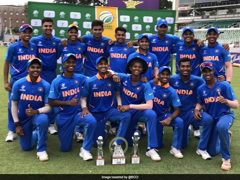 ICC Under-19 World Cup 2020 Team India