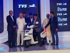 TVS iQube Electric Scooter: All You Need To Know