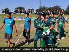 U-19 World Cup: Pakistan Outclass Afghanistan, To Face India In Semis