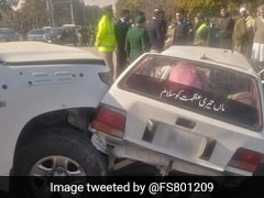 US Embassy Car Crash In Islamabad Kills One, 5 Injured: Report