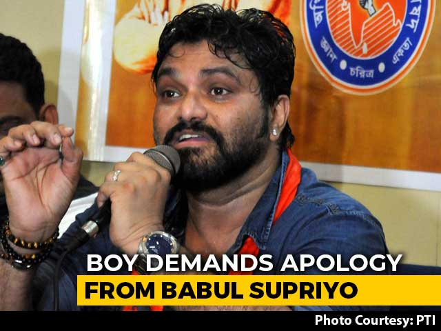 "Video : Student's Reply After Babul Supriyo Says ""Pack Off To Your Country"""