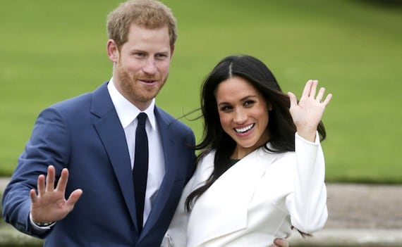Prince Harry, Wife Drop 'Her Royal Highness' Titles After Stepping Down