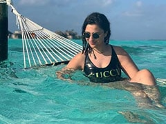 Into The Blue: Parineeti Chopra Shares Pics From Maldives Vacation