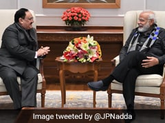 "Aim To Take BJP Ideology To ""Every Household"": JP Nadda After Meeting PM"