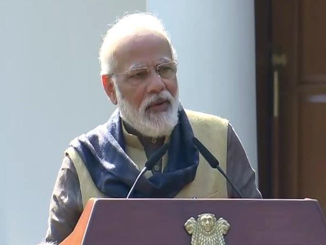 Video : PM Modi Addresses Recipients Of Child Bravery Awards