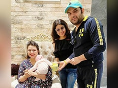 Kapil Sharma, Ginni Chatrath Get Daughter Anayra's Hands And Feet Casting Made