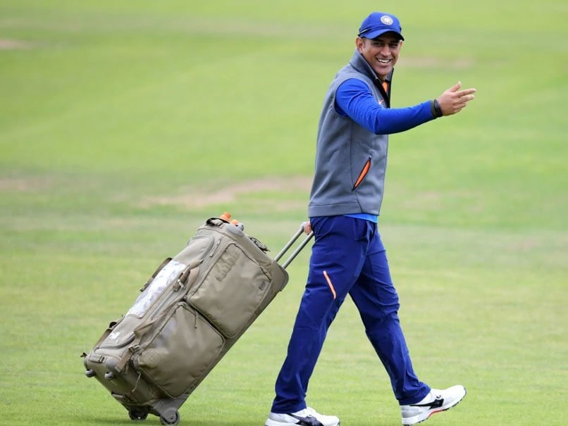 "MS Dhoni Will ""Take A Call About His Career"": MSK Prasad On Former India Captains Future"