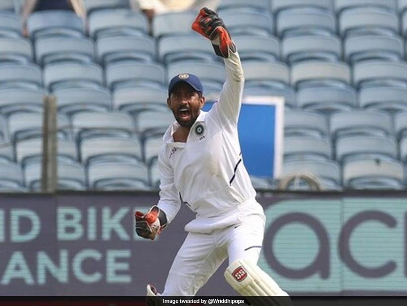 New Zealand vs India: Wriddhiman Saha Asked To Skip Bengals Next Ranji Trophy Clash Ahead Of New Zealand Tour