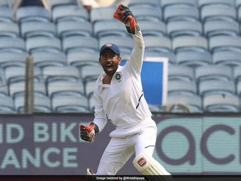 Ranji Trophy Final: Wriddhiman Saha Included In Bengal Squad