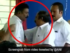 Journalist Allegedly Manhandled During Former Kerala Top Cop's Presser