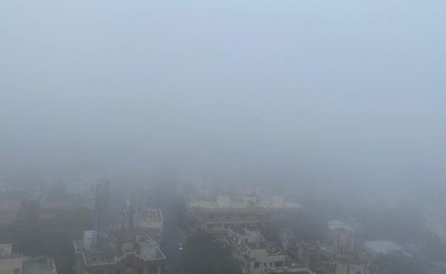 Heavy Fog In Chennai For Second Day, 10 Flights Delayed, 5 Diverted