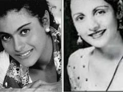 Kajol's Throwback Pic Is A Shout Out To The 'True Feminists' Of Her Family