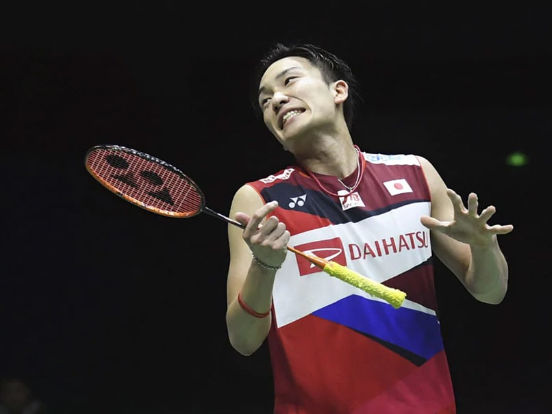 Badminton World No.1 Kento Momota Faces Two Months Out After Fatal Car Crash